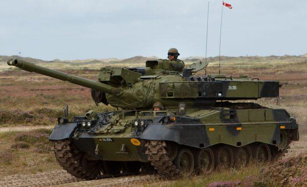 Duński M41 Walker Bulldog