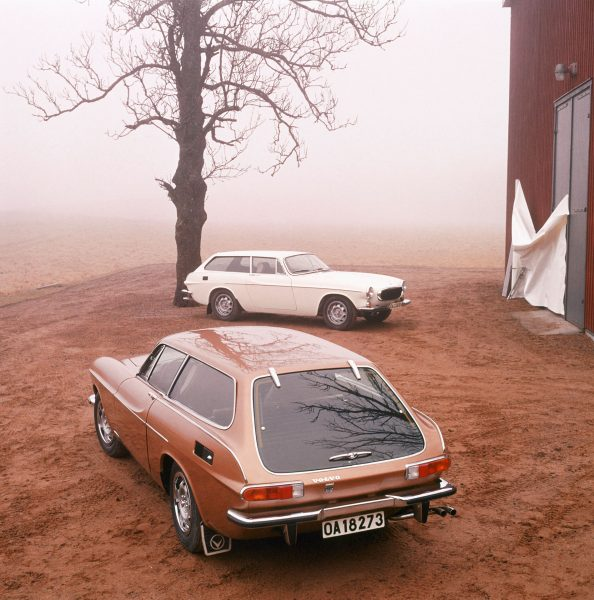 Volvo 1800ES (fot. Volvo)