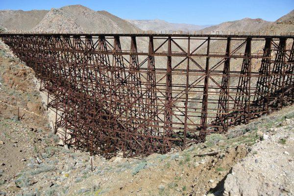 Goat Canyon Trestle (fot. Wikimedia Commons)