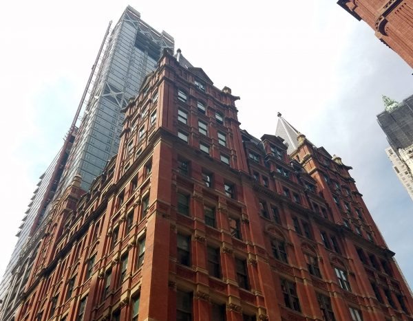 The Beekman hotel (fot. Zachary Edelson)
