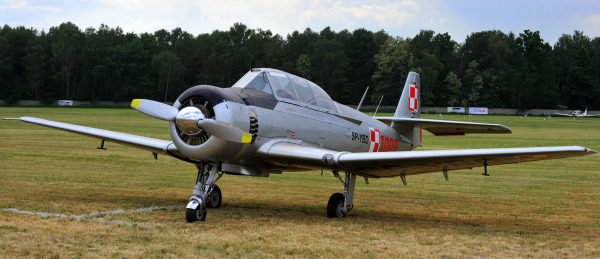 PZL TS-8 Bies (fot. Cezary Piwowarski)