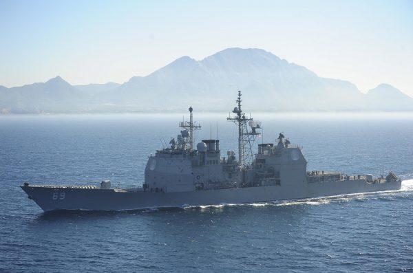 USS Vicksburg (fot. US Navy)