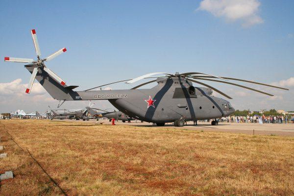 Mil Mi-26 (fot. Wikimedia Commons)