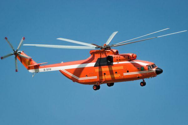 Mil Mi-26 (fot. Eric Romanenko)
