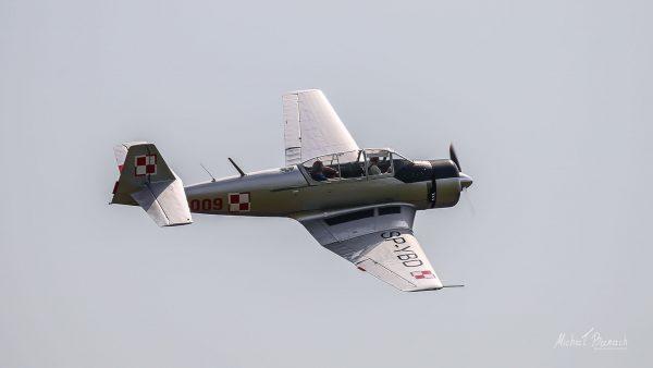 PZL TS-8 Bies (fot. Michał Banach)