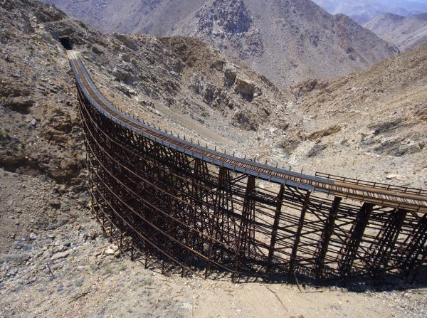 Goat Canyon Trestle (fot. Nelvin C. Cepeda)