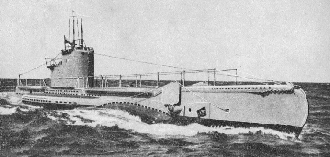 Estońskie okręty podwodne Kalev i Lembit