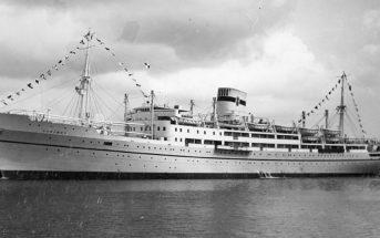 Polski statek pasażerski MS Chrobry