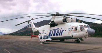 Mil Mi-26- największy jednowirnikowy śmigłowiec na świecie