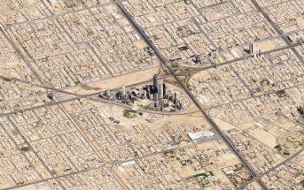 Niesamowite zdjęcia satelitarne