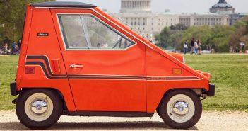 Citycar - słusznie zapomniany samochód elektryczny