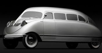 Stout Scarab - jeden z pierwszych w historii vanów