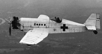 Samolot sanitarny Bloch MB.81