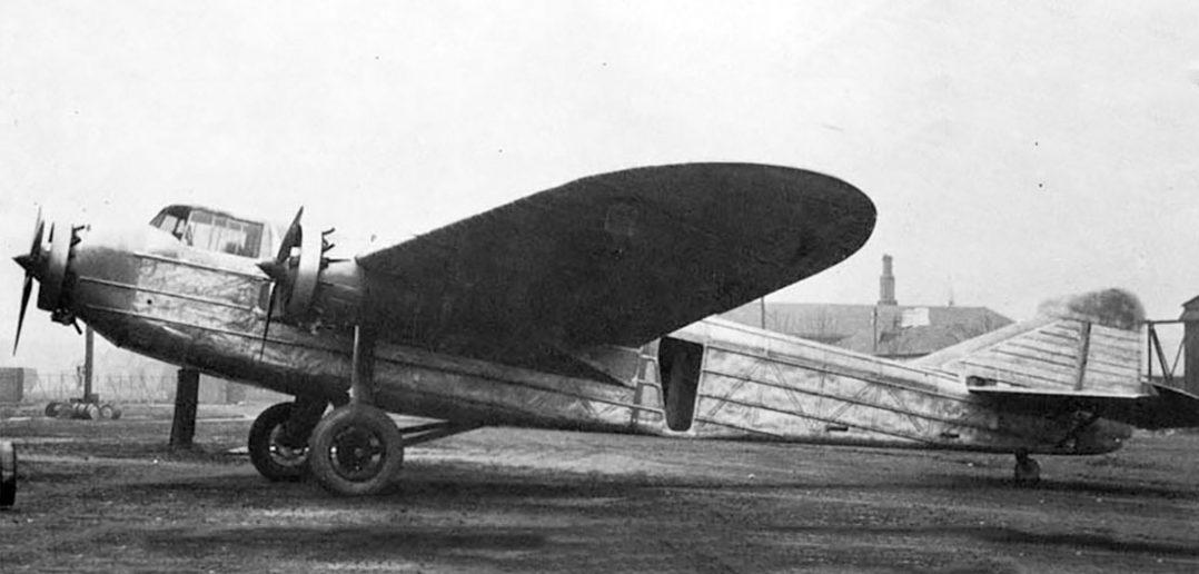 Zapomniany samolot pasażerski PZL.4
