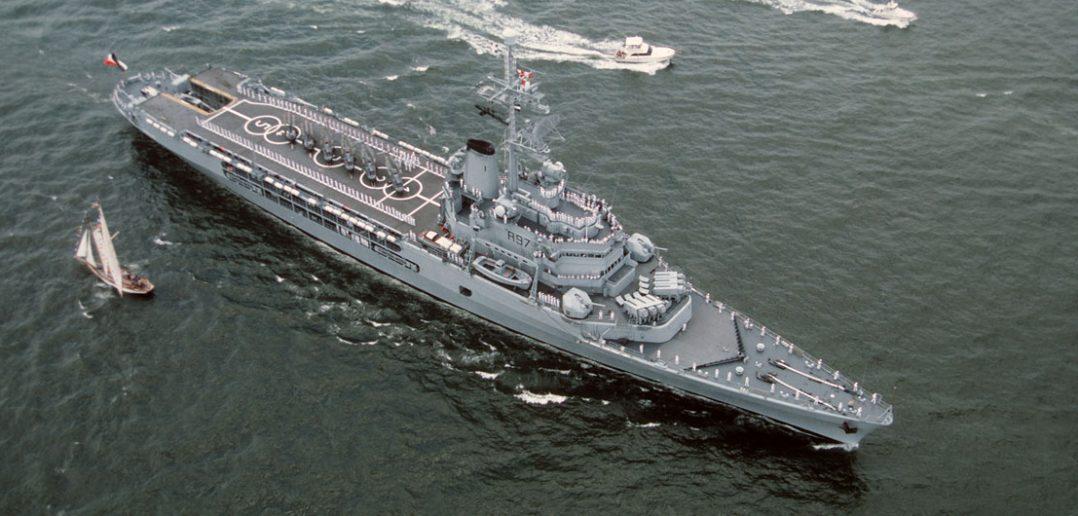 Krążownik lotniczy Jeanne d'Arc