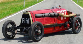 Potężny Fiat Mefistofeles z 1923 roku