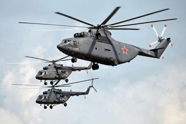Mil Mi-26 (Fot. Vitaly V. Kuzmin)