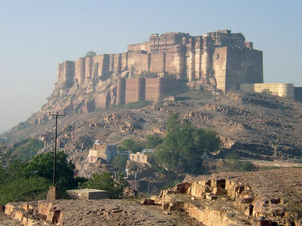 Twierdza Mehrangarh (fot. Knowledge Seeker)