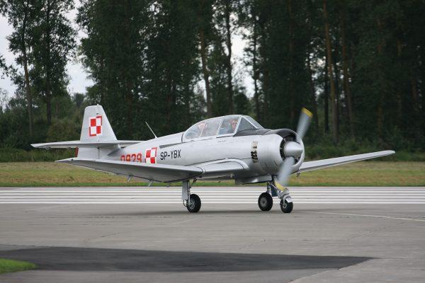 PZL TS-8 Bies (fot. Grzegorz Jereczek)