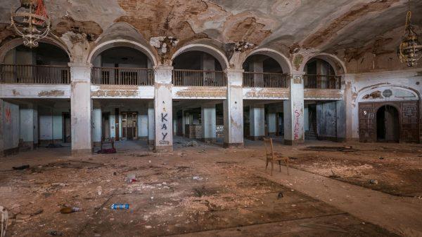 Baker Hotel (fot. BrianElectro35)