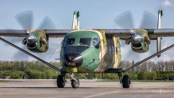 PZL M28 Bryza (0215) (fot. Michał Banach)