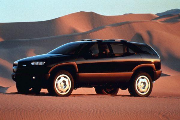 Isuzu XU-1 (1993)
