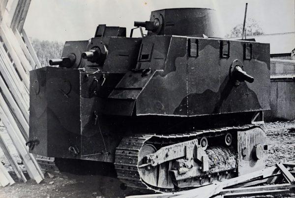 Bob Semple tank