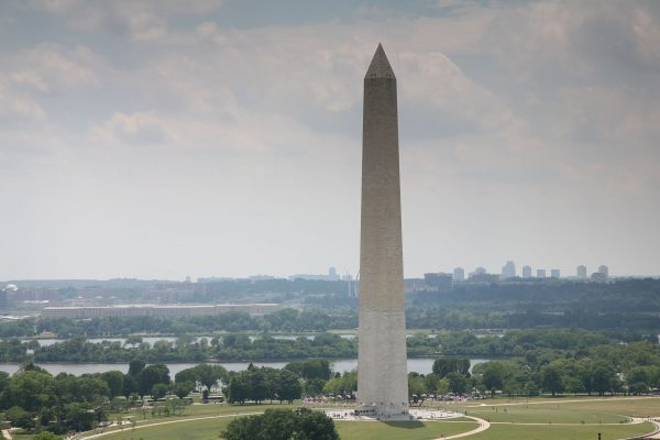 Washington Monument (fot. Daniel Schwen)