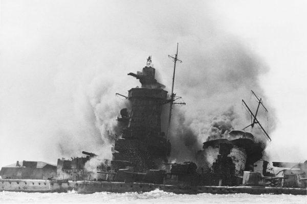 Wrak Admiral Graf Spee