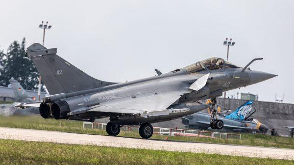 Dassault Rafale (42) (fot. Michał Banach)