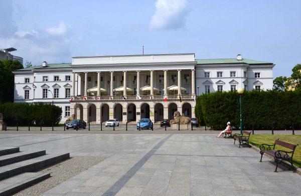 Pałac Lubomirskich współcześnie (fot. Roman Katolik)