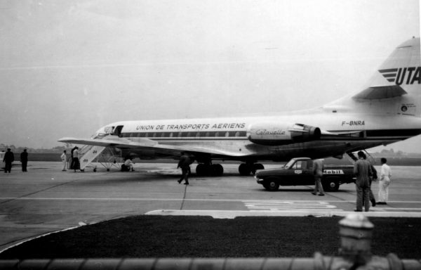 Sud Aviation Caravelle