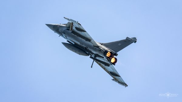 Dassault Rafale (fot. Michał Banach)