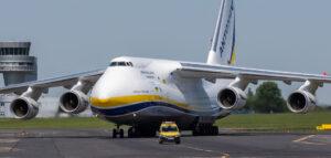 Antonow An-124 Rusłan - największy seryjnie produkowany samolot transportowy