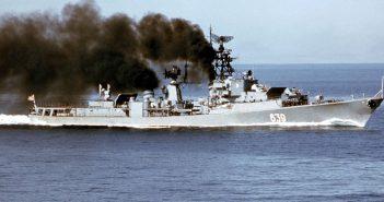Radzieckie niszczyciele rakietowe projektu 57 (typ Gniewnyj)