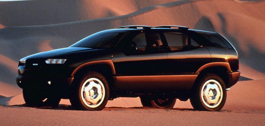 Isuzu XU-1 Concept (1993)