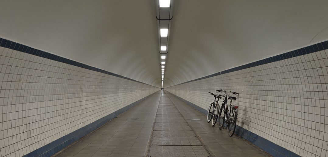 Sint-Annatunnel w Antwerpii