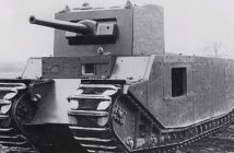 TOG1 i TOG2 - czołgi które nigdy nie powinny powstać