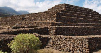 Tajemnicze piramidy w Güímarze
