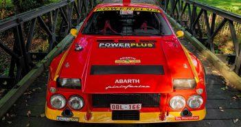 Wyścigowy Fiat Abarth SE030