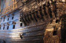 Szwedzki galeon Vasa z 1628 roku