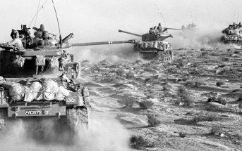Izraelskie czołgi M-50 i M-51 Super Sherman (Isherman)