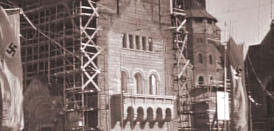 Poznań podczas II wojny światowej - film