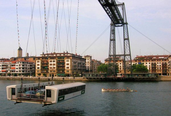 Most Biskajski (fot. cruisebe.com)