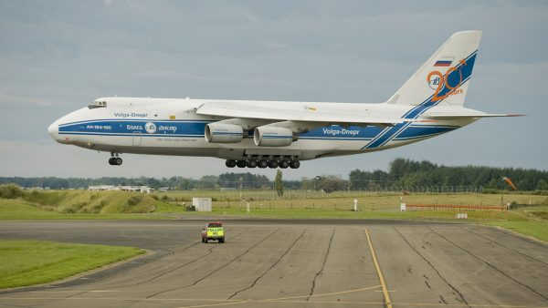 Antonow An-124 Rusłan (fot. Brad Hanson)