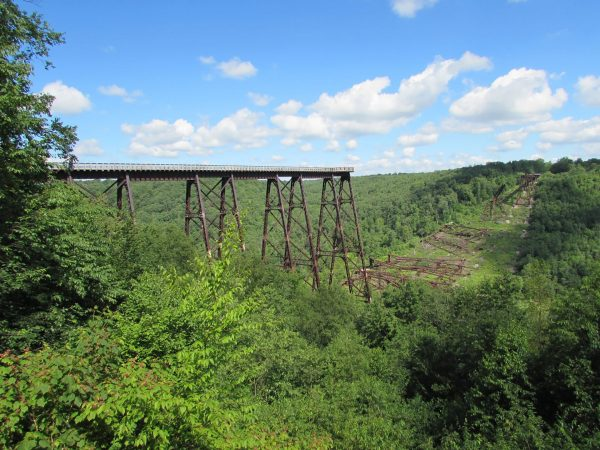 Kinzua Sky Walk (fot. interestingpennsylvania.com)