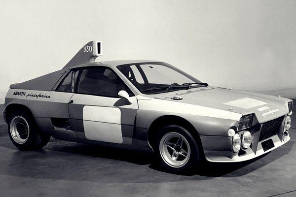 Fiat Abarth SE030 (fot. Fiat)