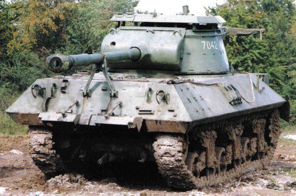 M36 Jackson na Bałkanach