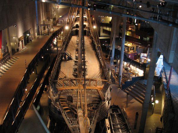 Galeon Vasa współcześnie (fot. galeon-model.pl)