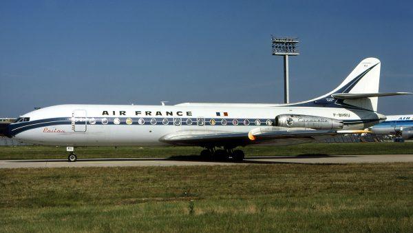 Sud Aviation Caravelle (fot. warbirdsnews.com)